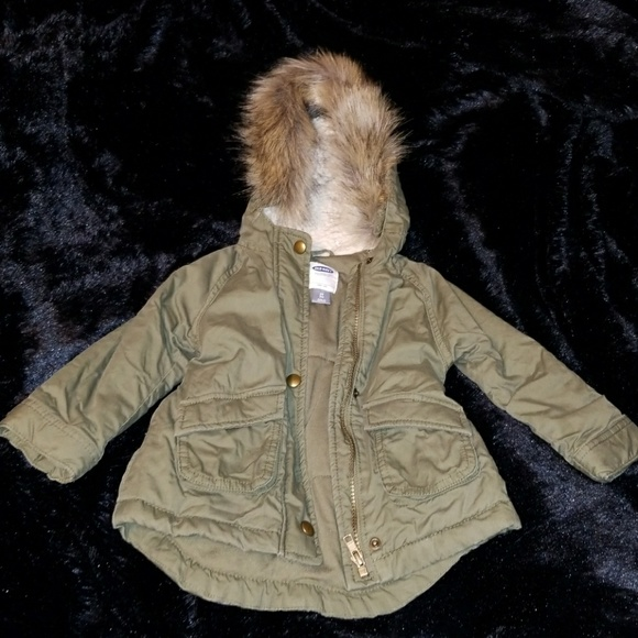 f23acbdd1 Old Navy Toddler Girl Parka Size 2T. M_5aa75bf52ae12f06b3112726. Other  Jackets & Coats ...